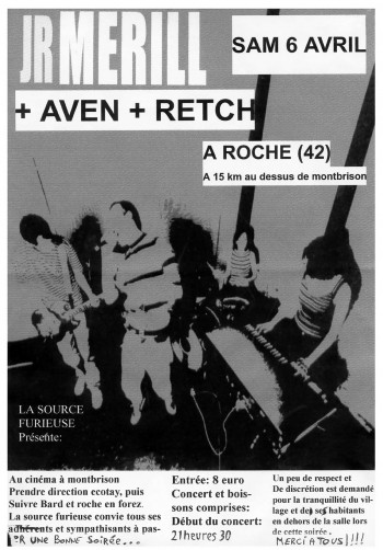 06/04/2002 - Jr Merill + Retch + Aven @ Roche-en-Forez