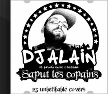 compilation, sampler, v/a, various artists, téléchargement, download, mp3, free, gratuit, Album, EP, LP, CD, Maxi, Demo, Maquette, CDR, CRDW, twist, k7, casette, demo,dj, alain, dj alain, al1, saput les copains, salut